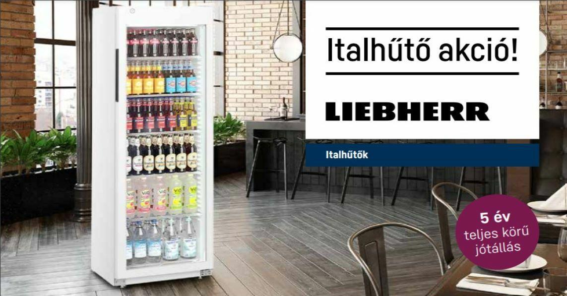 Liebherr italhűtők