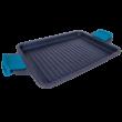 Arcos Thera 719500 grill-lap bordázott felülettel