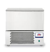 Hendi 232163 sokkoló hűtő/fagyasztó 3 db GN 1/1 edény elhelyezéséhez