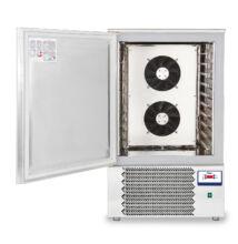 Hendi 232187 sokkoló hűtő/fagyasztó 10 db GN 1/1 edény elhelyezéséhez