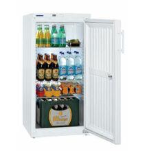 Liebherr FKV2640 ipari hűtőszekrény 'Hardline' teli ajtóval 240l