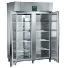 Mélyhűtő szekrény 1427l, GN2/1 méretben, önműködő ajtóval