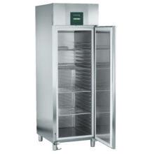 Hűtőszekrény teli ajtóval GN2/1 méretben, 601l, (-2°C-ig hűt)