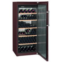 Liebherr WKt 4551 Borklíma szekrény 456l terra színben