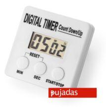 Digitális konyhai időzítő