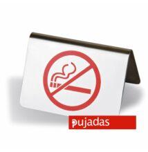 Dohányozni tilos tábla