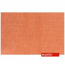 szögletes tálalólap narancssárga
