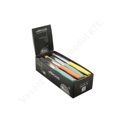 806201 Nova hámozókés/asztali kés vegyes színekben