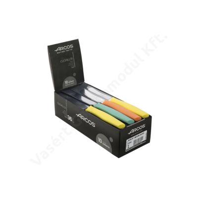 806300Nova vajkés/kenőkés 36db/csomag vegyes színekben
