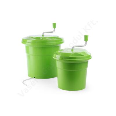 Műanyag salátacentrifuga 25l  Hendi HE 222560