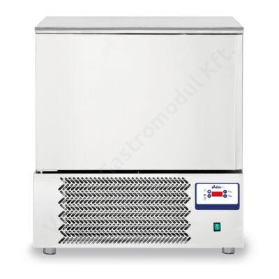 Hendi 232170 sokkoló hűtő/fagyasztó 5 db GN 1/1 edény elhelyezéséhez