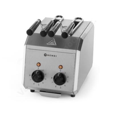 Hendi 261163 kenyérpirító, toaster