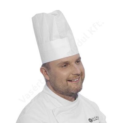 Hendi  560044 magas szakácssapka 10 db/csomag