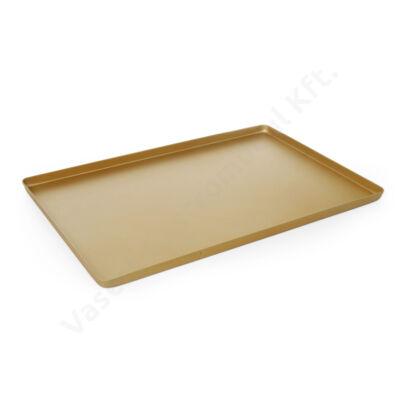 Hendi 808573 alumínium vitrintálca arany színben 60x40cm