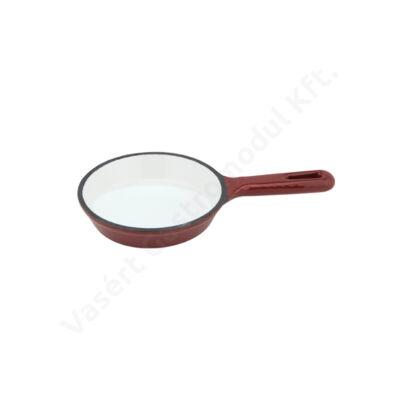 Mini öntöttvas serpenyő 13 cm  IL1570R013GCV
