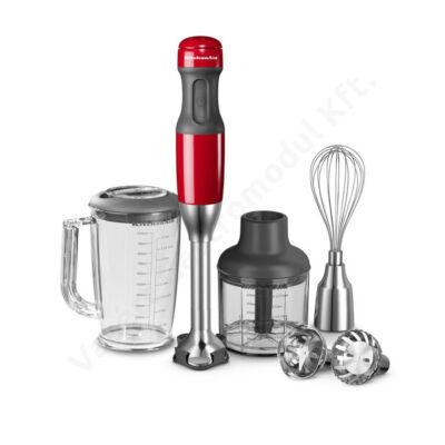 5KHB2571EER KitchenAid Botmixer garnitúra piros