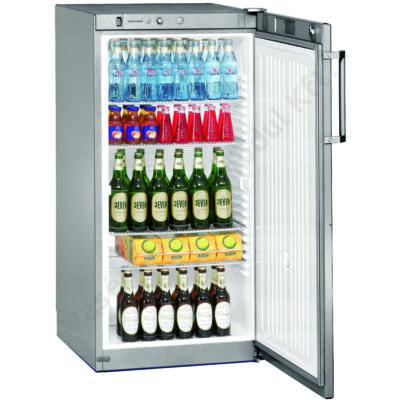Liebherr FKVSL2610 hűtőszekrény teli ajtóval 240 l