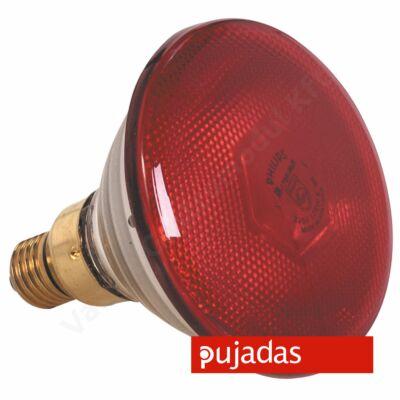 Pótégő piros 175 W