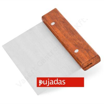 P375.070 Tésztakaparó fa nyéllel