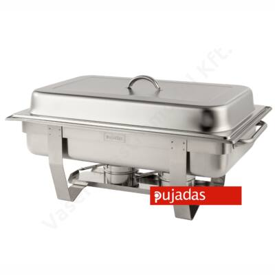 P379.500 Rozsdamentes chefing 60x30 cm