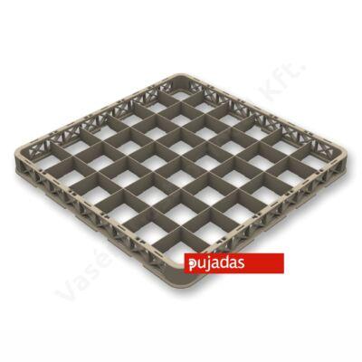 P5361 Magasító 36 rekeszes kosárhoz nyitott