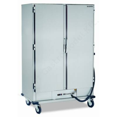 81.020 Gördíthető melegentartó szekrény 40 db GN2/1 méretű tálcához