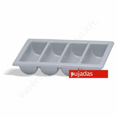 P900.000 Műanyag evőeszköztartó 1/1 GN méret
