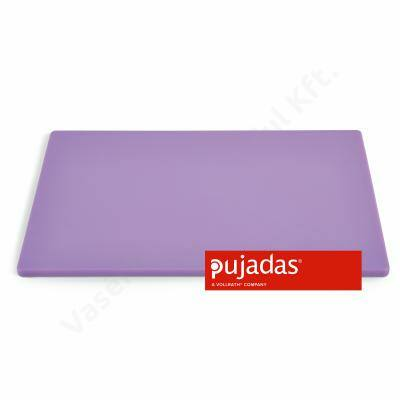 Pujadas P911.507 GN 1/1 méretű lila vágólap 53x32,5cm