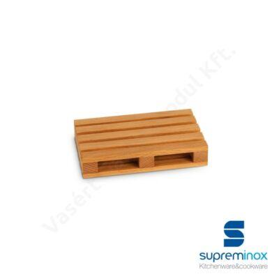 Mini szervírozó raklap 12x8x2,2 cm Supreminox 02002