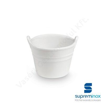 Mini porcelán dézsa finger food kínálásához |Supreminox| 03858