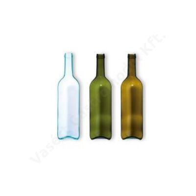 03901 Borosüveg tálaláshoz 7,5x29cm zöld