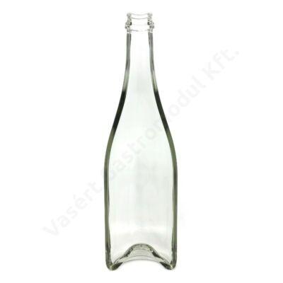 03910 Pezsgősüveg tálaláshoz 8x30cm
