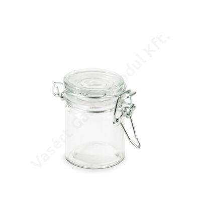02120 Mini csatos üveg 50ml
