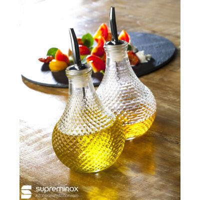 Üveg olajkiöntő 340ml  Supreminox  01423