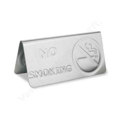 08044 No smoking felirat