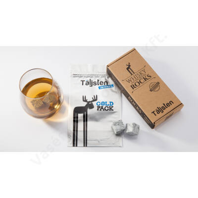 Whisky hűtő kő 8 db/csomag |Täljsten|T 900011
