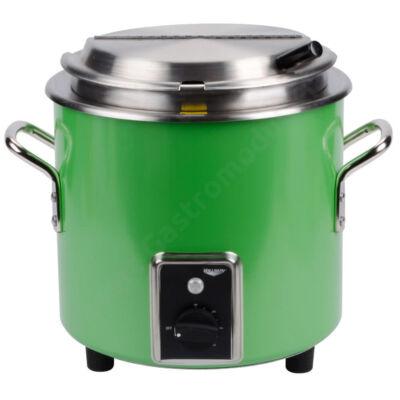 Retro 6,6 literes elektromos melegítő és melegen tartó edény ezüst színben |Vollrath| 7217810Retro 6,6 literes elektromos melegítő és melegen tartó edény zöld színben |Vollrath| 7217835