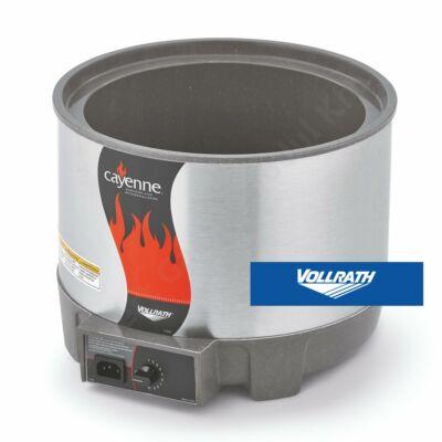 Cayenne elektromos melegítő és melegentartó bain marie 6,6 l űrtartalommal |Vollrath|72517