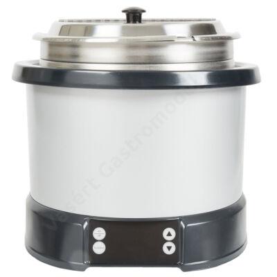Mirage 3D indukciós melegen tartó és melegítő készülék 6,6 literes űrtartalommal  Vollrath  74110210
